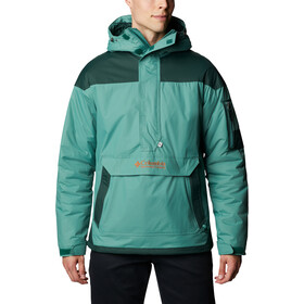Columbia Challenger Pullover Men thyme green/spruce